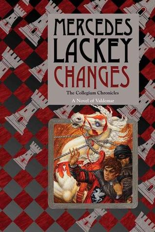 Book Review: Mercedes Lackey's Changes