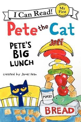 Book Review: James Dean's Pete's Big Lunch