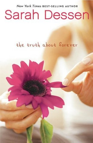 the truth about forever sarah dessen book cover