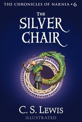 C. S. Lewis_The Silver Chair_cover