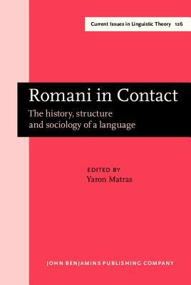 Romani in Contact: The History, Structure and Sociology of a Language Yaron Matras