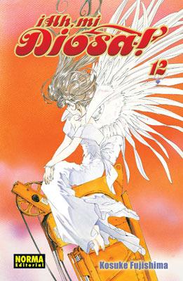 ¡Ah, mi Diosa! #12  by  Kosuke Fujishima