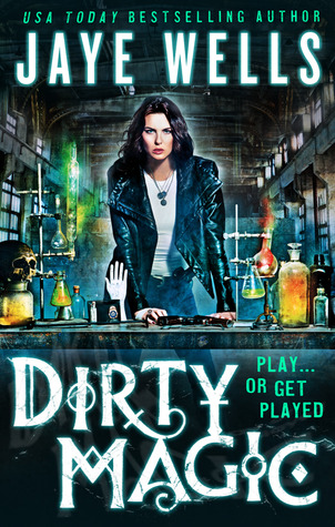 Dirty Magic (The Prospero's War #1)