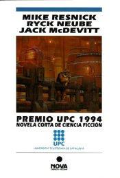 Premio UPC 1994 Jack McDevitt
