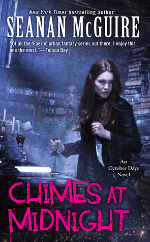 Book Review: Seanan McGuire's Chimes at Midnight
