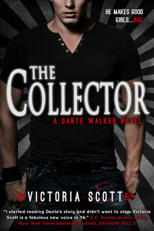 The Collector Victoria Scott book cover