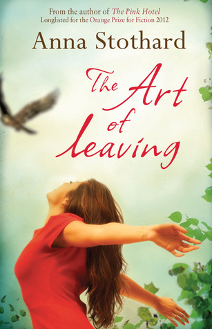Book review | The Art of Leaving by Anna Stothard | 1 star