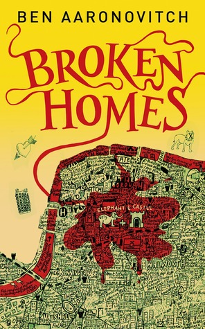 Book Review: Broken Homes by Ben Aaronovitch