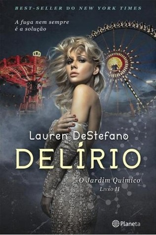Delírio by Lauren DeStefano