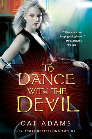 Book Review: Cat Adams' To Dance With the Devil
