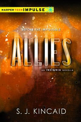 Allies by S.J. Kincaid
