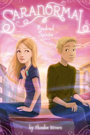 Kindred Spirits (Saranormal, #8)