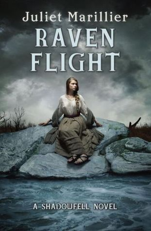 Raven Flight by Juliet Marillier