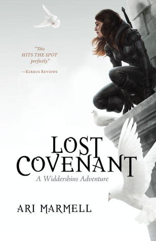 Lost Covenant (Widdershins Adventures, #3)