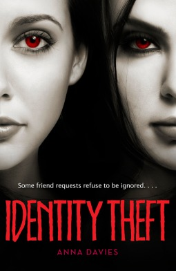 identity theft anna davies book cover
