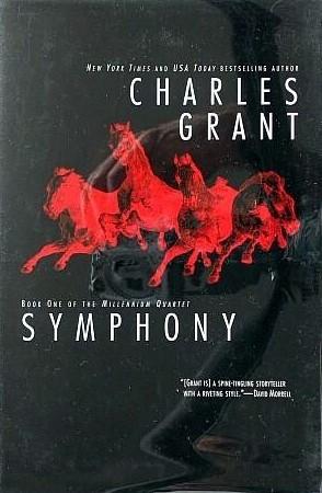 Symphony (The Millennium Quartet) Charles L. Grant
