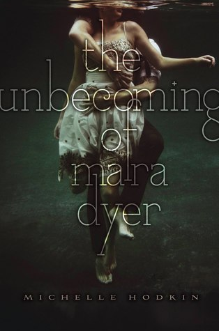 Book Review: The Unbecoming of Mara Dyer