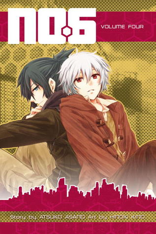 No. 6: The Manga, Volume 04 (No. 6: The Manga, #4)