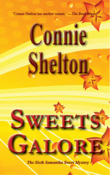 Sweets Galore by Connie Shelton