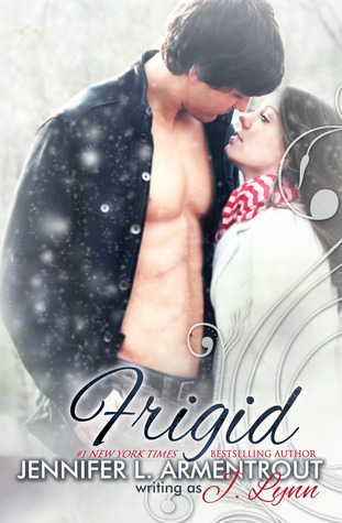 Frigid by J. Lynn book cover