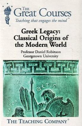 greek legacy