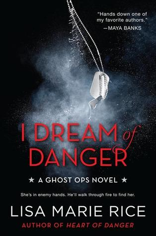 I Dream of Danger (Ghost Ops, #2)  - Lisa Marie Rice