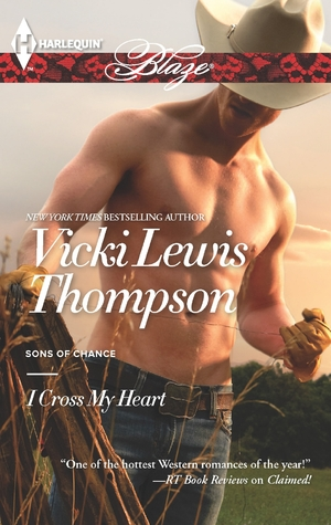 Book Review: Vicki Lewis Thompson's I Cross My Heart