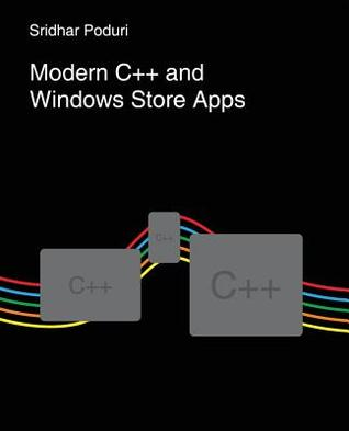 Modern C++ and Windows Store Apps Sridhar Poduri