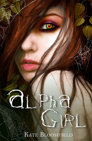 Alpha Girl by Kate Bloomfield