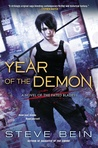Year of the Demon (Fated Blades, #2)