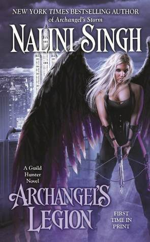Book Review: Nalini Singh's Archangel's Legion