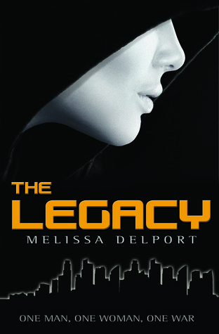 Blog Tour: Melissa Delport's The Legacy