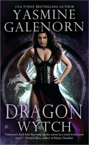 Book Review: Yasmine Galenorn's Dragon Wytch
