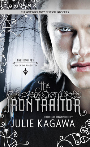 Book Review: Julie Kagawa's The Iron Traitor