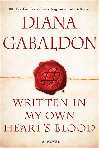 Written in My Own Heart's Blood by Diana
