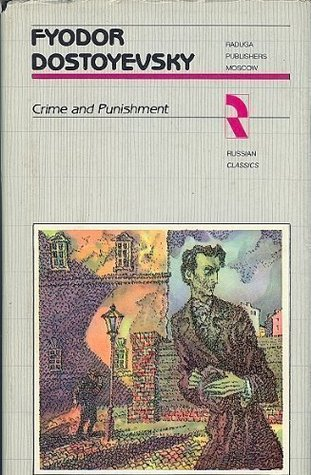 book review fyodor dostoyevsky s crime and Get this from a library fyodor dostoevsky's crime and punishment [harold bloom] -- a master portrayer of extreme situations and characters, dostoevsky explained.