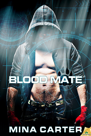 Blood Mate (Project Rebellion, #2)  by  Mina Carter