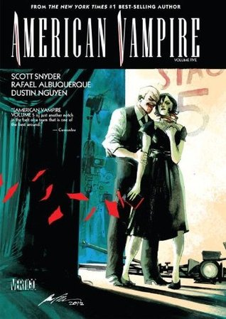 American Vampire, Vol. 5 by Scott Snyder