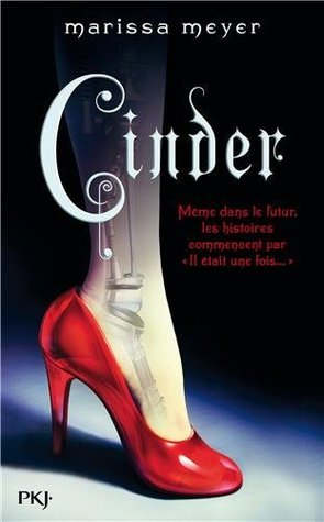 Cinder (Chroniques lunaires, #1)