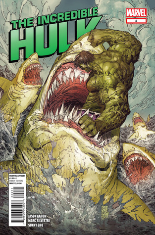Incredible Hulk (2011) #2 Jason Aaron