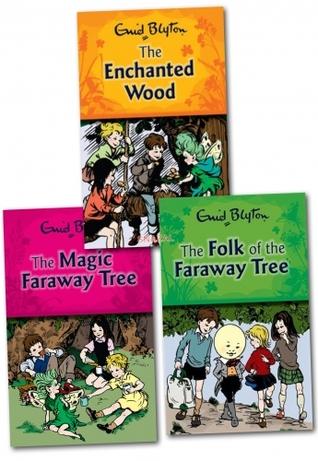 Magic Faraway Tree Collection Set Series 3 Books Box Set Brand New PB Enid Blyton