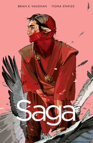 Saga, Volume 2 (Saga #7-12)
