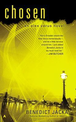 Book Review: Benedict Jacka's Chosen