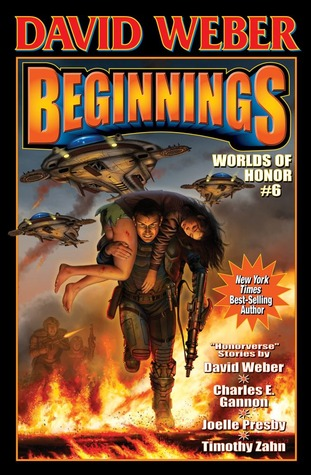 Book Review: David Weber's Beginnings
