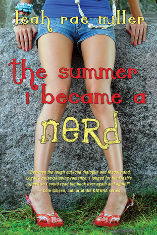 The Summer I Became a Nerd book cover