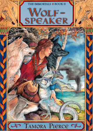 Book Review: Tamora Pierce's Wolf-Speaker