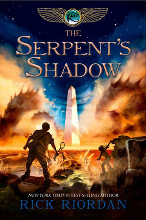 Book Review: Rick Riordan's The Serpent's Shadow