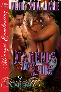 Book Review: Melody Snow Monroe's Diamonds and Spurs
