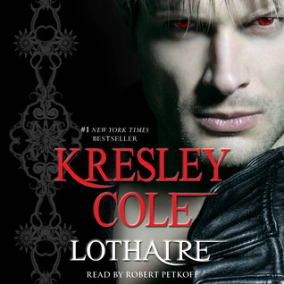 Audiobook Review: Lothaire by Kresley Cole (@kresleycole, @petkoff)