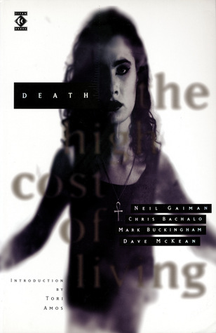Death: The High Cost of Living (Death of the Endless, #1)